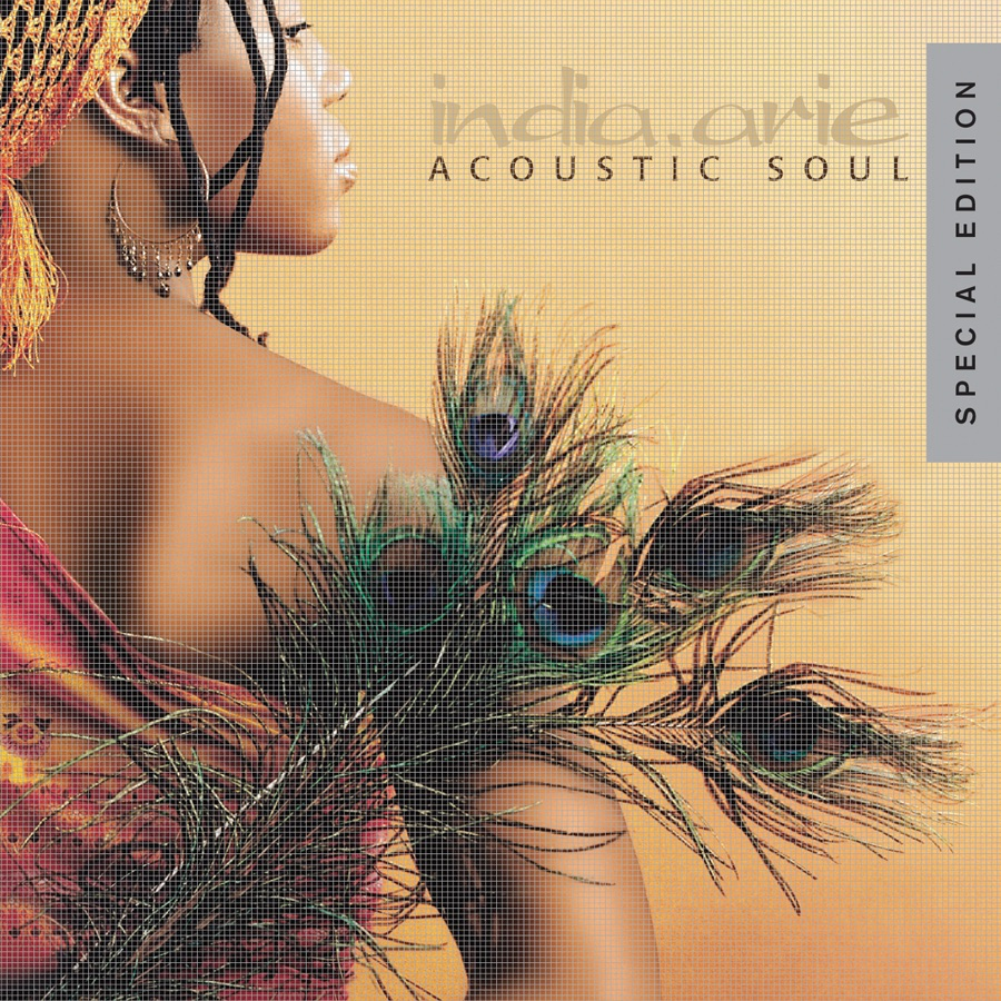 Acoustic Soul Album Cover By Indiaie