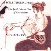 Michael Levy - Epitaph of Seikilos (Ancient Greek Music Arranged for Solo Lyre in the Just Intonation of Antiquity)