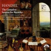 Marion Verbruggen, Jaap ter Linden and Ton Koopman - Sonata for flute in D Minor, Op. 1, No. 9: I. Largo