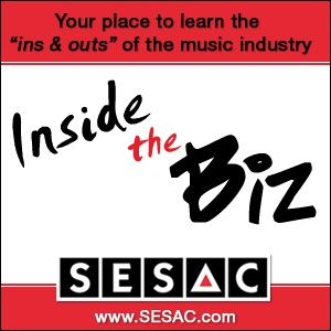 "SESAC's ""Inside The Biz"""