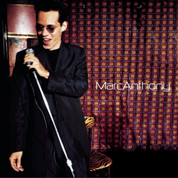 Marc Anthony Marc Anthony CD cover