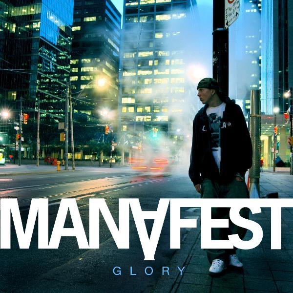 Glory Manafest CD cover