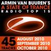 A State of Trance Radio Top 15 - October/September/August 2010 (45 Tracks), Armin van Buuren