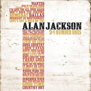 Alan Jackson - There Goes - Line Dance Music
