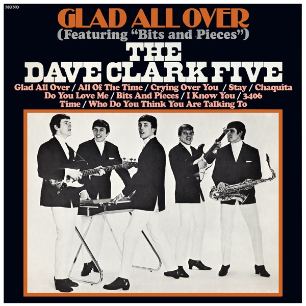 Dave Clark Five Do You Love Me Chaquita