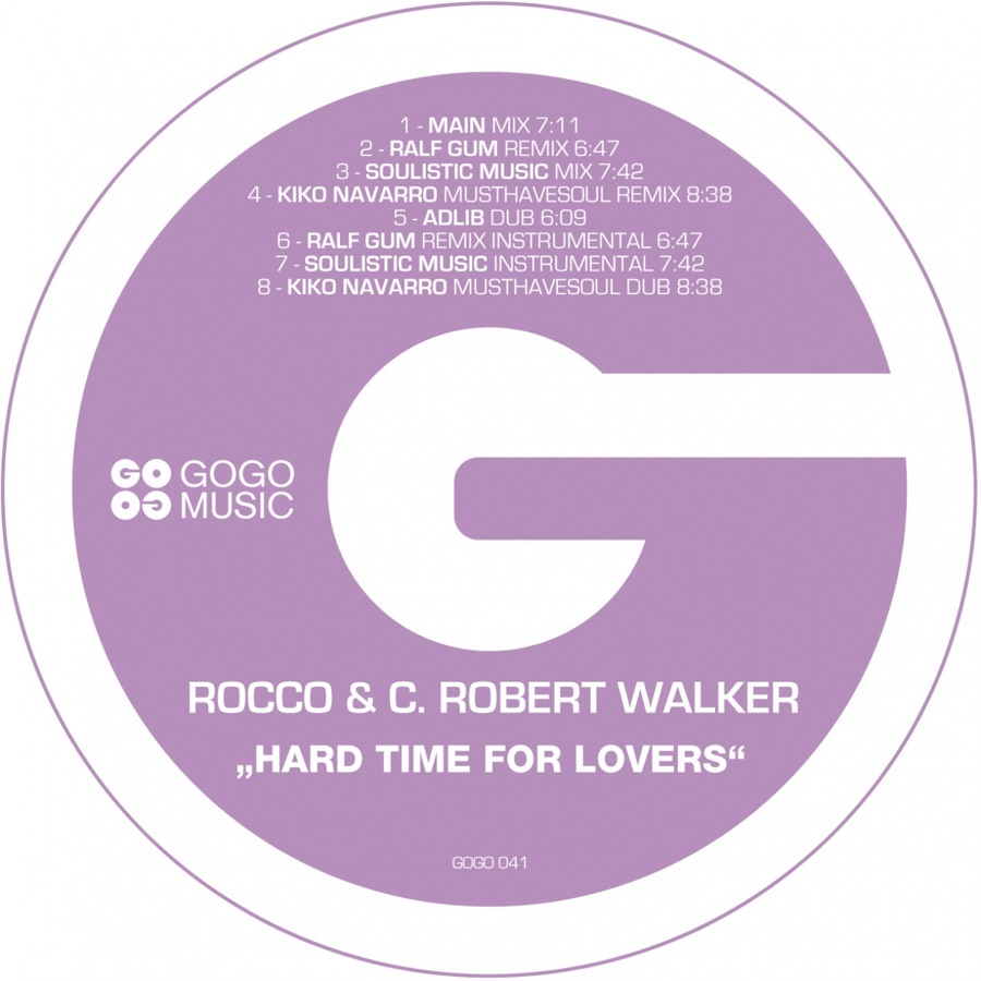 Rocco Rodamaal & C. Robert Walker - Hard Time for Lovers