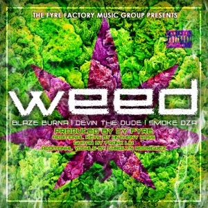 Weed (feat. Devin The Dude & Smoke Dza) - Single (WEED (US)) Mp3 Download