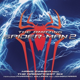 The Amazing Spider Man 2 The Original Motion Picture Soundtrack