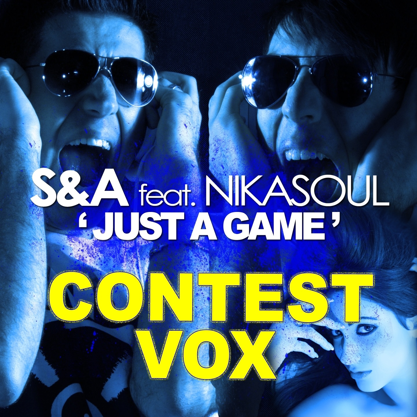 Just a Game Contest Vox (feat. Nikasoul) - Single