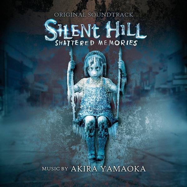 Silent Hill Shattered Memories Konami Original Game Soundtrack