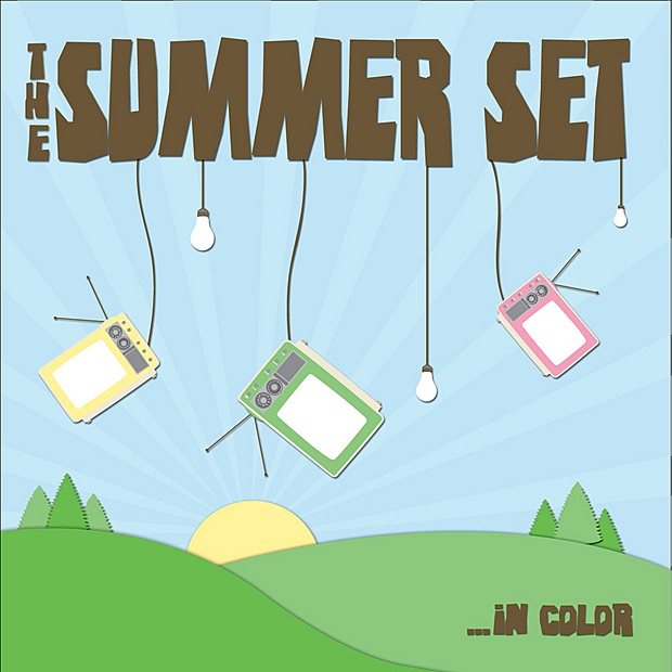 In Color - EP The Summer Set CD cover