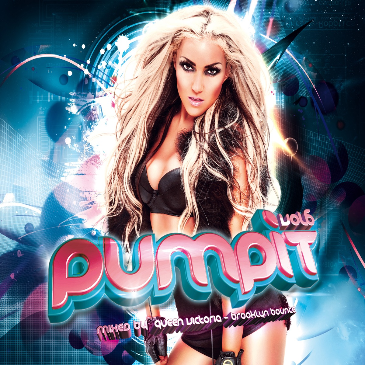 Pump It Vol 6 Worldwide Edition Various Artists CD cover
