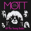 All the Young Dudes - Single ジャケット写真