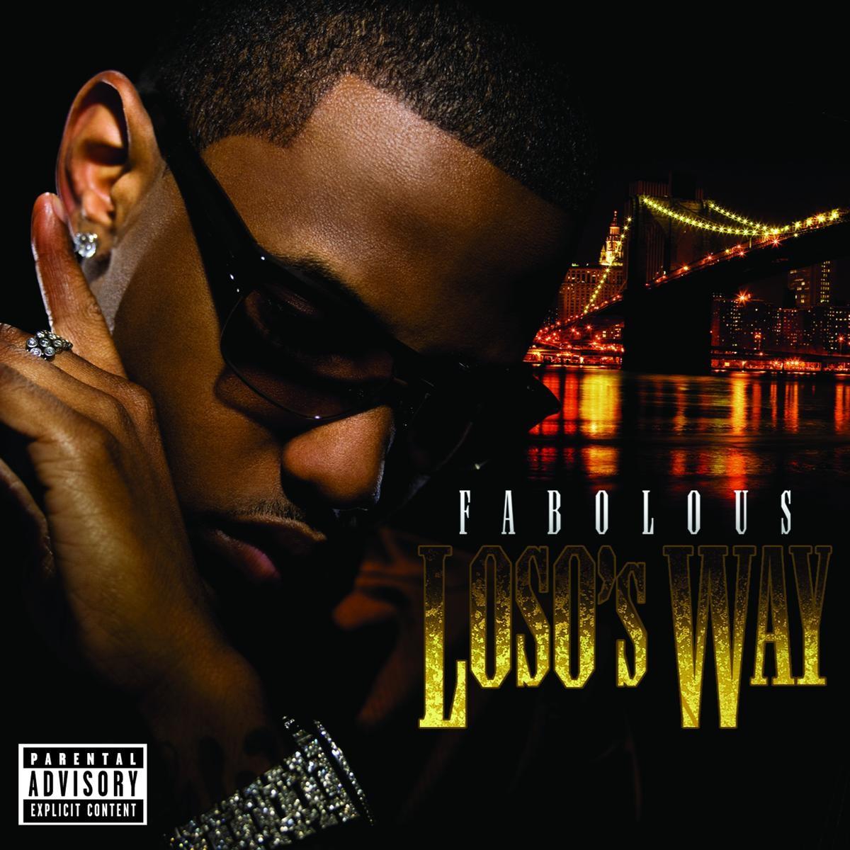 Losos Way Bonus Track Version Fabolous CD cover