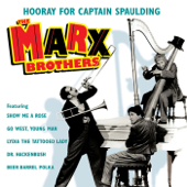 Hooray for Captain Spaulding: The Best of the Marx Brothers