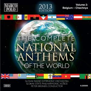 "Slovak Radio Symphony Orchestra & Peter Breiner - Burkina Faso: Le Ditanyè (Anthem of the Victory), ""Against the humiliating bondage…"" [Olympic version]"