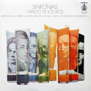 Waldo De Los Rios - Sinfonías