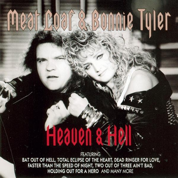 Meat Loaf mit Heaven Can Wait