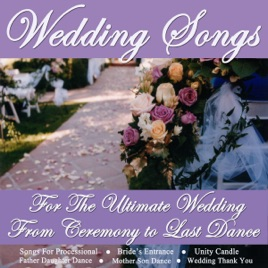 Wedding Songs for the Ultimate Wedding - from Ceremony To Last ...