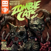 Must Eat - ZOMBIE CATS - MEFJUS