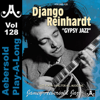 Jamey Aebersold Play-A-Long, Dave Stryker, Bill Moring & Colby Inzer - Django Reinhardt - Gypsy Jazz - Volume 128 artwork