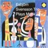 Esbjörn Svensson Trio Plays Monk ジャケット写真