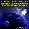 Planet Rock Remixes, Vol. 2 (1996 Version), Afrika Bambaataa & The Soul Sonic Force