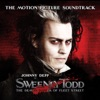 Sweeney Todd The Demon Barber of Fleet Street The Motion Picture Soundtrack