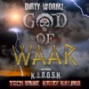 God of Waar feat K A B O S H Tech N9ne Krizz Kaliko Single