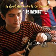 Les Inédits: Chant des Enfants du Monde: Géorgie, vol. 4 - Les Enfants du Monde & Francis Corpataux - Les Enfants du Monde & Francis Corpataux