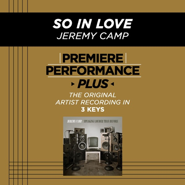 So In Love (Premiere Performance Plus Track) - EP