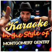 She Couldn't Change Me (In the Style of Montgomery Gentry) [Karaoke Version]