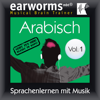 Earworms Learning - Arabisch (vol.1): Lernen mit Musik [Arabic (vol.1): Learning with Music] Grafik