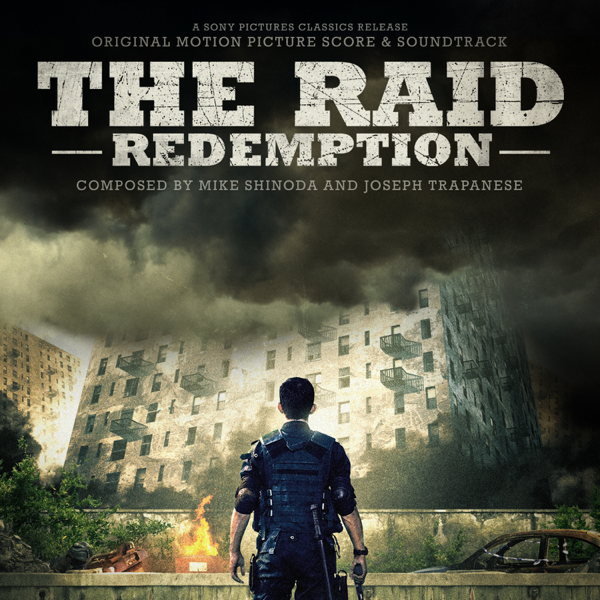 The raid: redemption [original motion picture soundtrack] mike.
