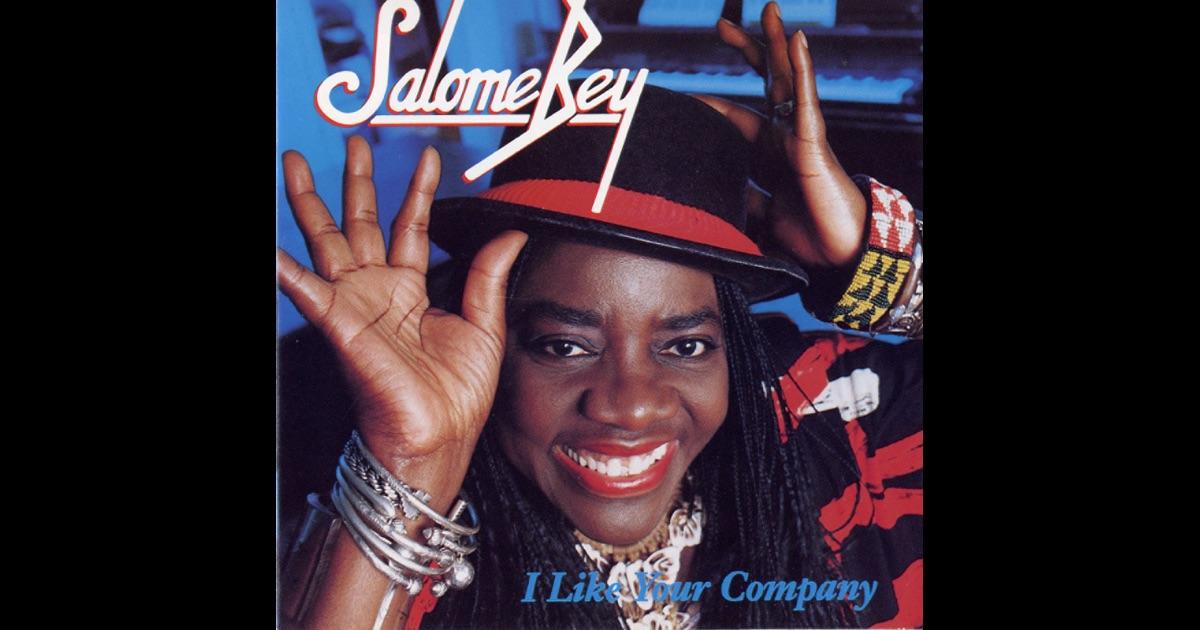 Salome Bey net worth salary