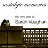 The Very Best of Sarah Vaughan (Nostalgic Memories Volume 86) ジャケット写真