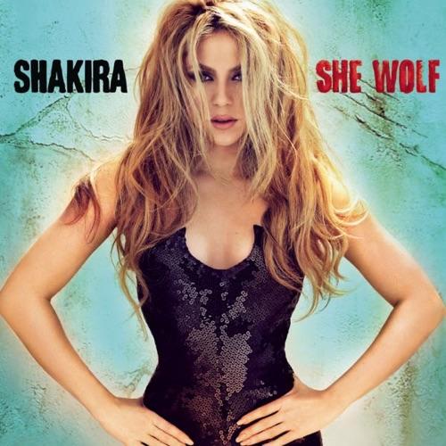 Shakira - She Wolf (Deluxe Version)