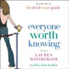 Everyone Worth Knowing: A Novel AudioBook Download