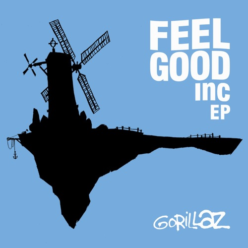 Gorillaz - Feel Good Inc - EP