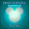 Disney en Español Piano & Vocal - EP - Moisés Nieto