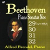 ベートーヴェン:ピアノ・ソナタ 第29・30・31・32番 ジャケット写真