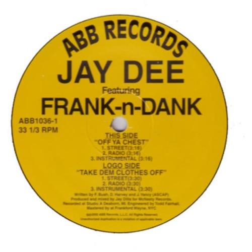 DOWNLOAD MP3: J Dilla - Off Ya Chest (Radio)