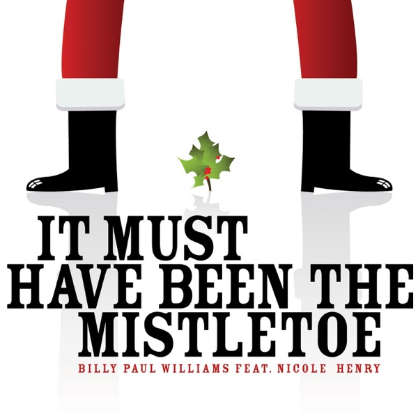 Billy Paul Williams featuring Nicole Henry mit Santa Claus Is Coming to Town
