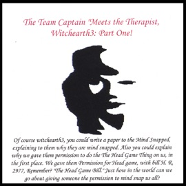 The Team Captain Meets The Therapist Witchearth3 Part One