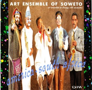 ART ENSEMBLE OF SOWETO - U.S. of A. - U. of S.A.