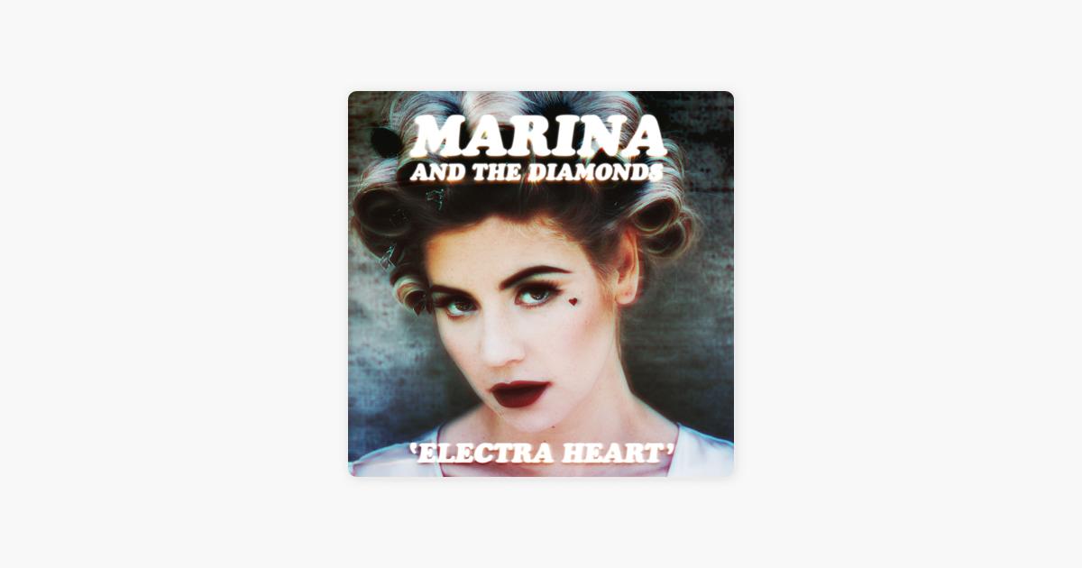 Lies Marina And The Diamonds Piano Diamond Paradise