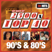 2500 x Top 40: 90's & 80's