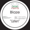 The Blaze Mixes: Listen - EP (Vinyl, Collection) ジャケット写真