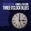 Lowell Fulson - Three O'Clock Blues - The Essential Lowell Fulson artwork