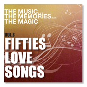The Music the Memories the Magic, Vol. 8 - Fifties Love Songs - Various Artists - Various Artists
